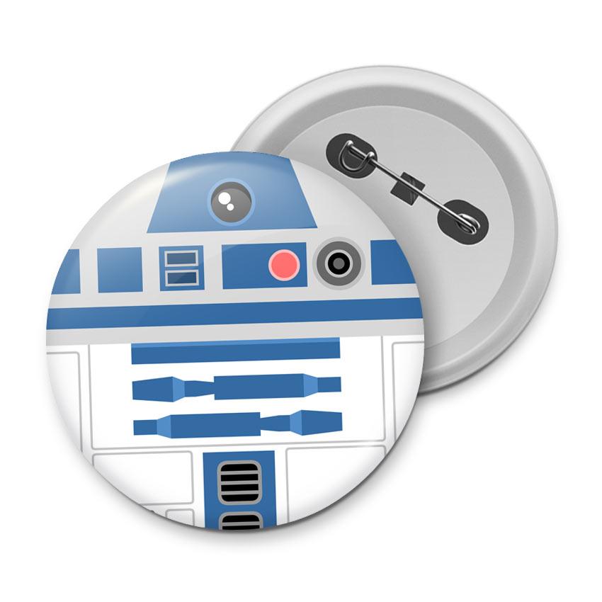Botton Geek Side faces -R2