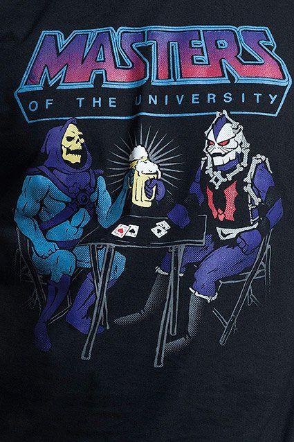 Camiseta Master Of The University