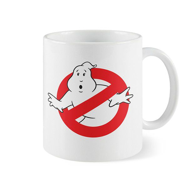 Caneca Ghostbuster