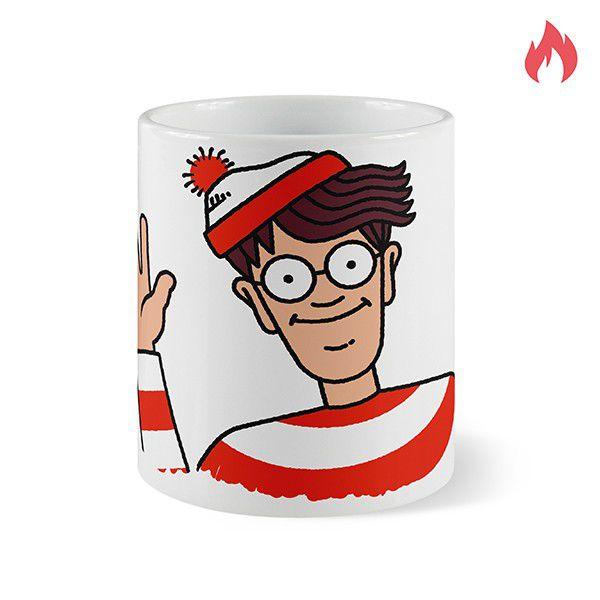 Caneca Magica Wally