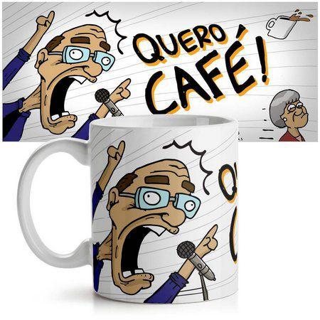 Caneca USQ Quero Cafe
