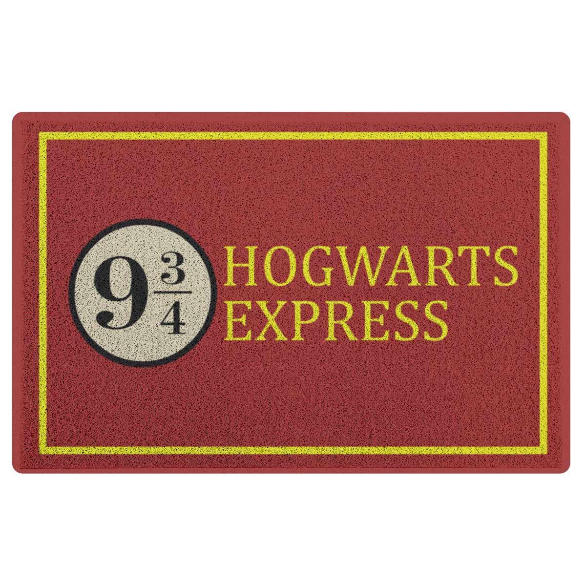 Capacho em Vinil Hogwarts Express