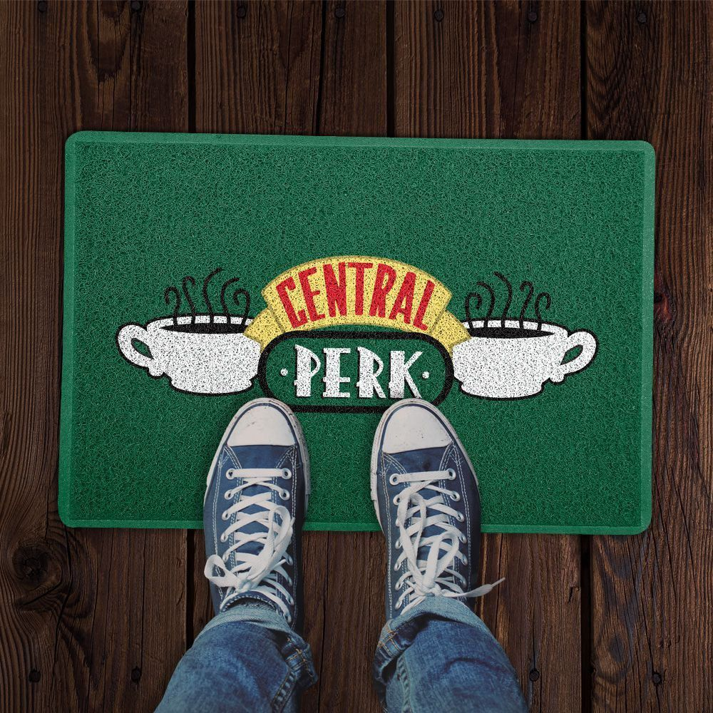 Capacho Friends Central Perk