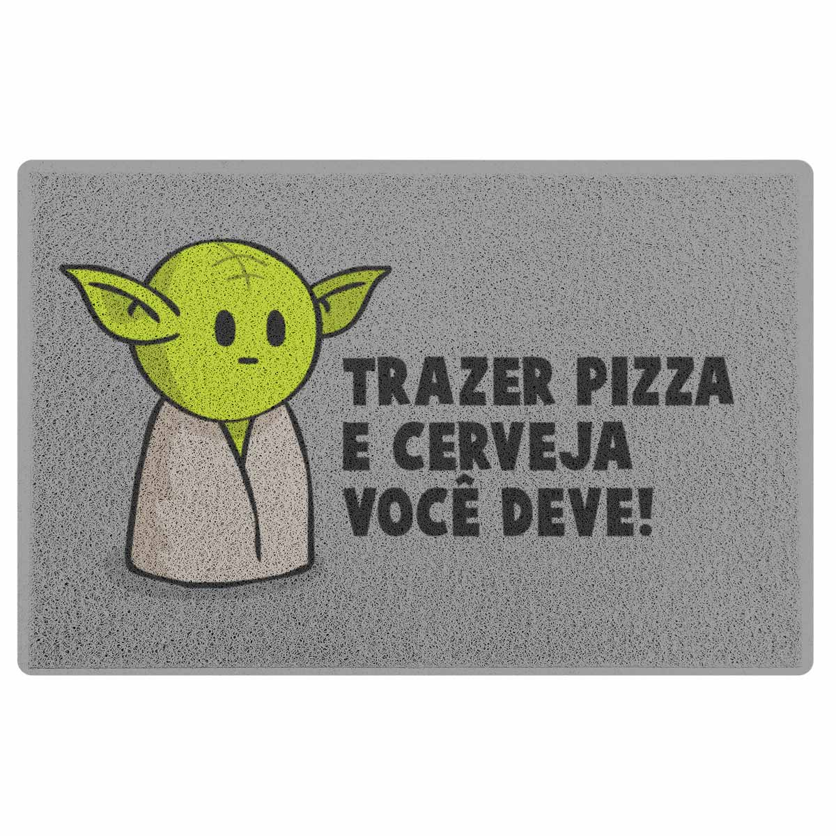 Capacho Star Wars Mestre Mini-Yoda