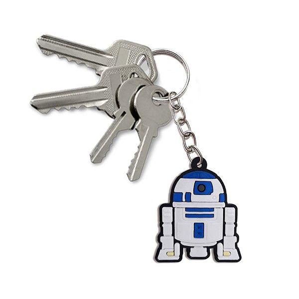 Chaveiro Cute Droide R2