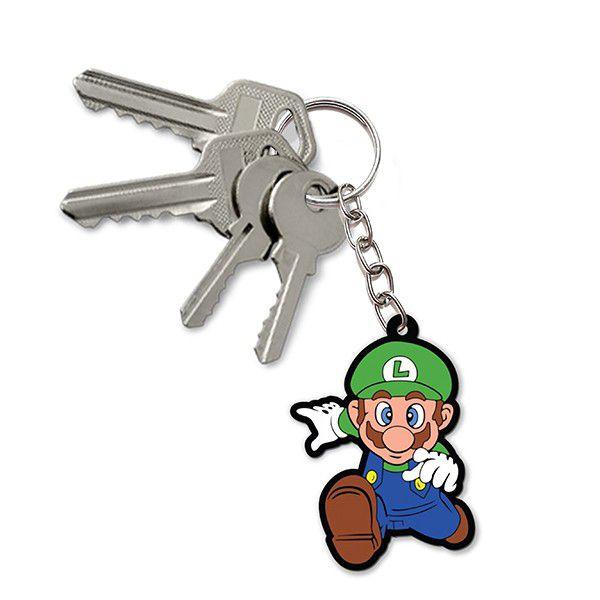Chaveiro Cute Luigi