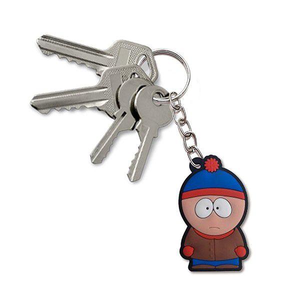 Chaveiro Cute South Park Stan