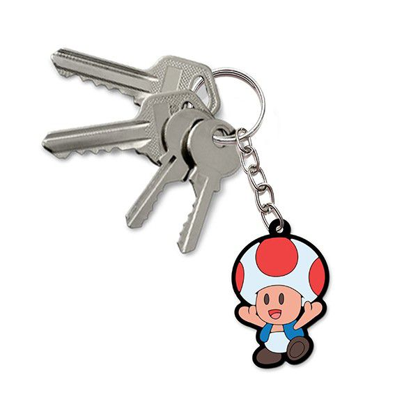 Chaveiro Cute Toad