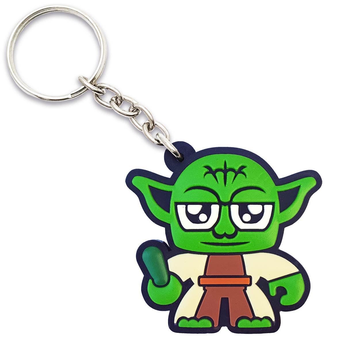 Chaveiro Geek Side - Mestre Yoda