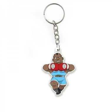 Chaveiro Street Fighter Balrog Cute