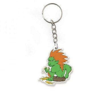 Chaveiro Street Fighter Blanka Cute