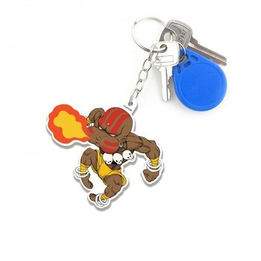 Chaveiro Street Fighter Dhalsim Cute