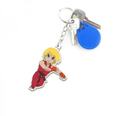 Chaveiro Street Fighter -  Ken Cute