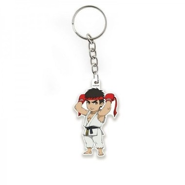 Chaveiro Street Fighter Ryu Cute