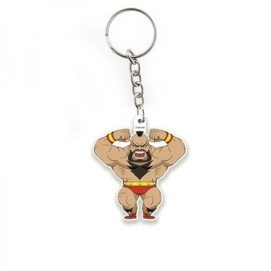 Chaveiro Street Fighter Zangief Cute