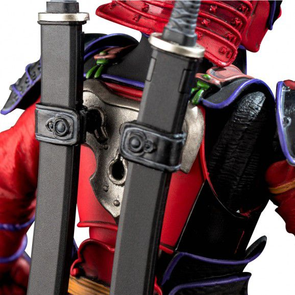Deadpool Samurai - Meisho Manga Realization