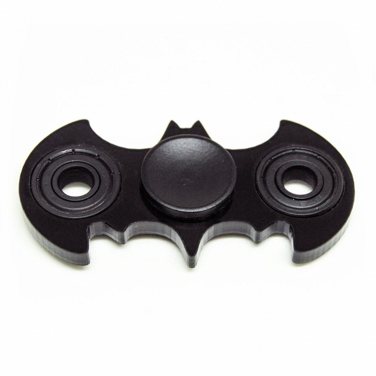Fidget Hand Spinner Anti Stress Em Acrílico Bat
