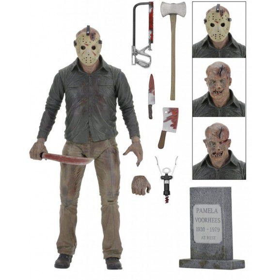 Friday the 13th part IV Jason - Ultimate Action Figure