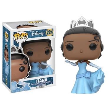 Funko POP A Princesa e o Sapo - Tiana