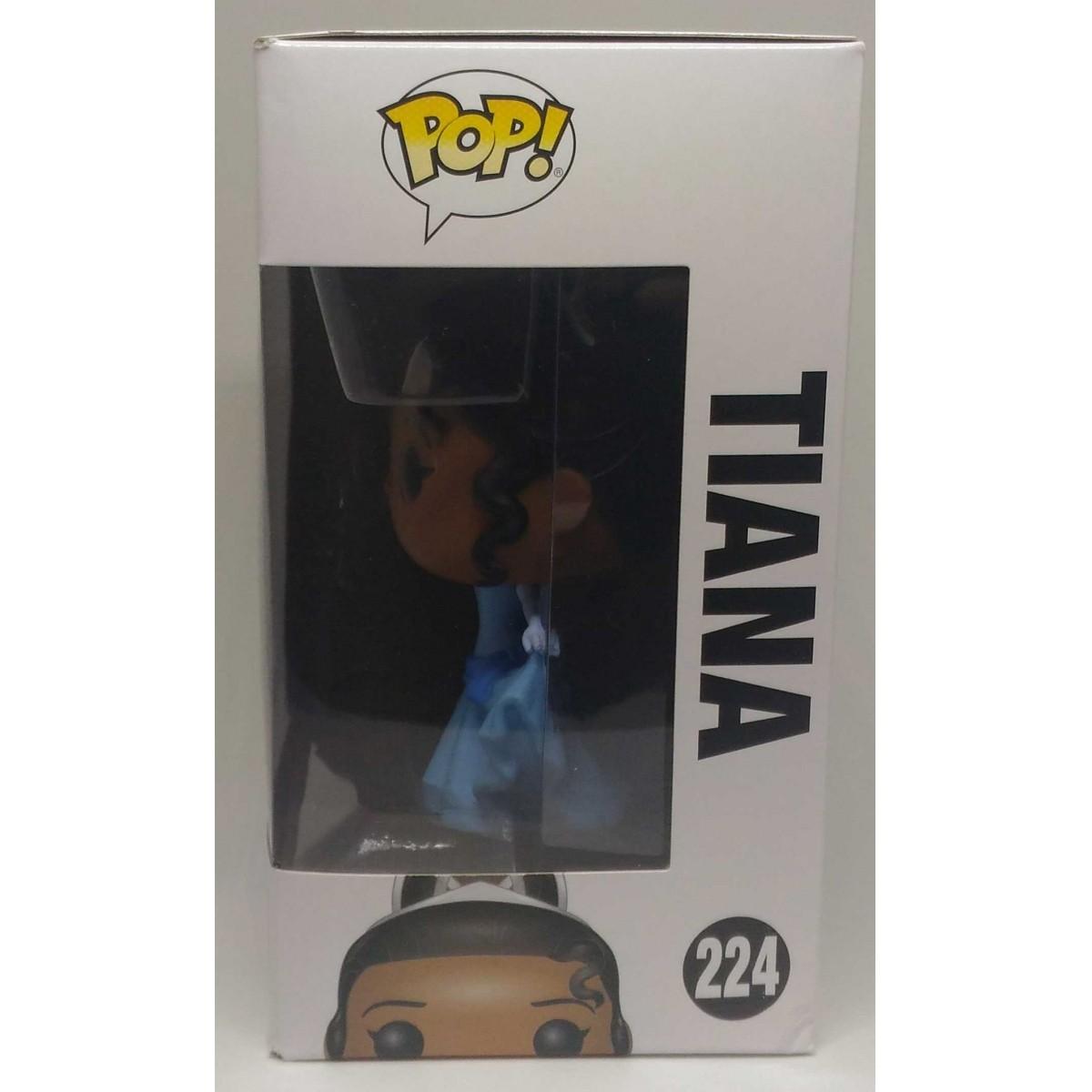 Funko POP A Princesa e o Sapo - Tiana (Caixa/Pintura)