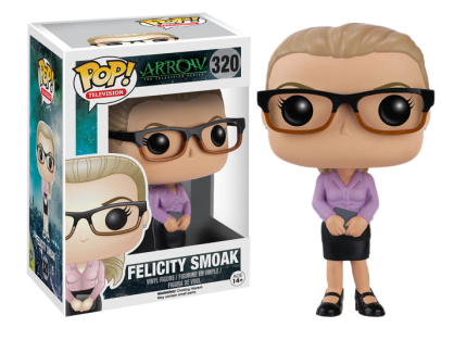 Funko POP - Arrow - Felicity Smoak