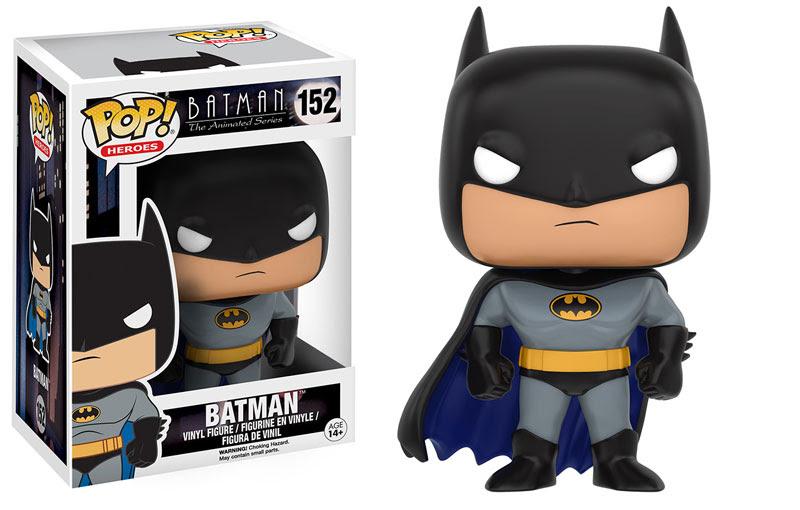 Funko POP Batman The Animated Series: Batman
