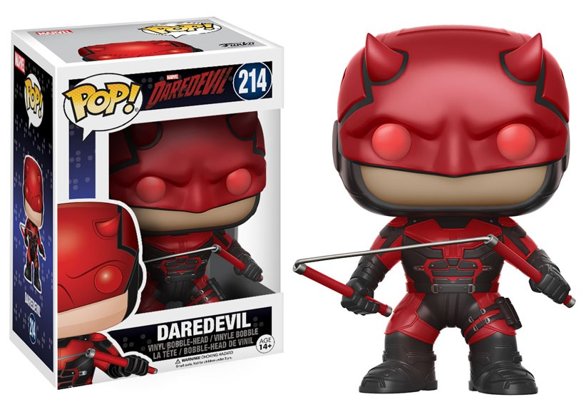 Funko POP - Daredevil (Demolidor)