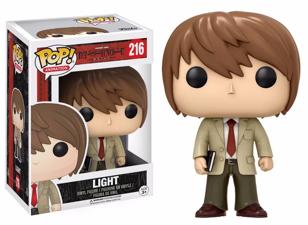 Funko POP DEATH NOTE - LIGHT