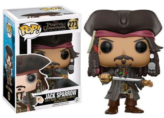 Funko Pop - Disney - Jack Sparrow
