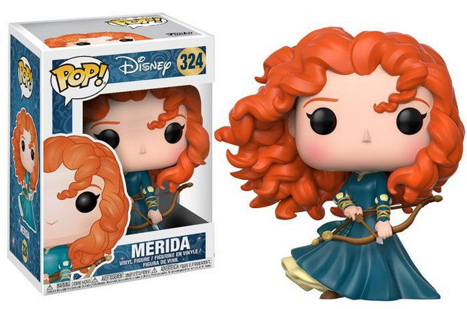 Funko POP - Disney - Merida