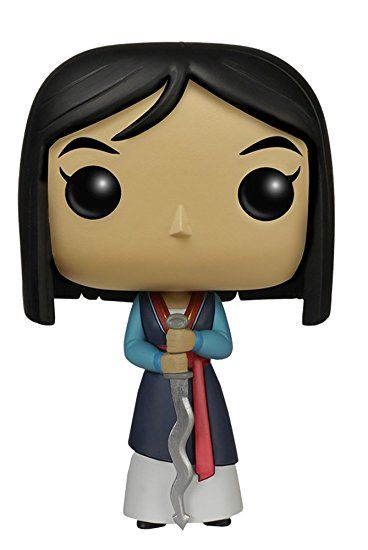 Funko POP - Disney - Mulan