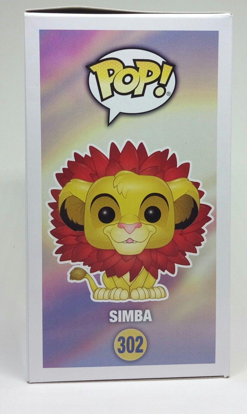 Funko POP - Disney - Simba (Caixa Amassada)