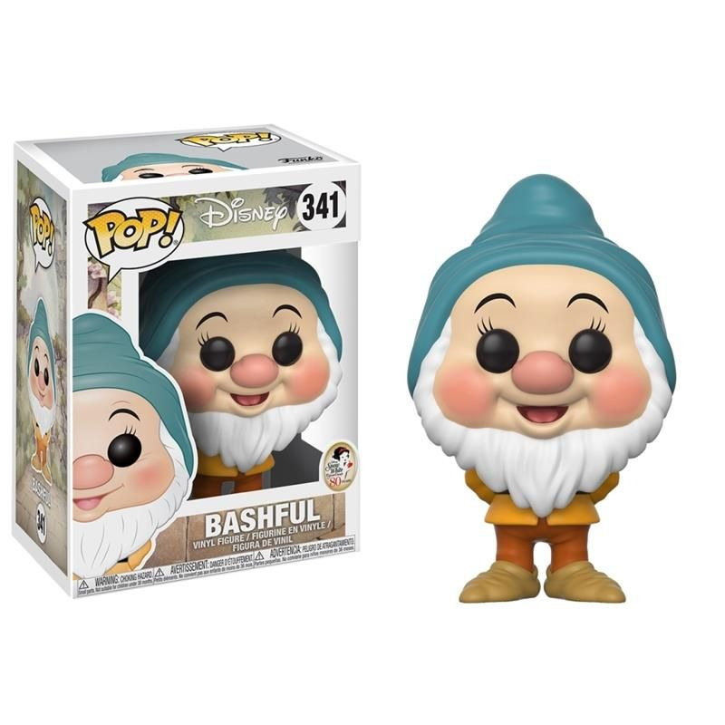 Funko POP Disney Snow White Bashful (Dengoso)