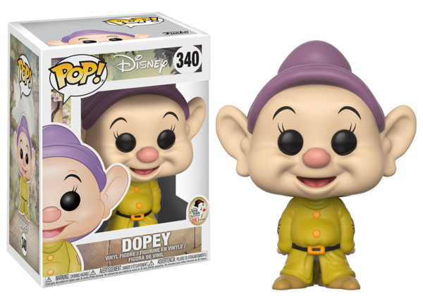 Funko POP Disney Snow White Dopey Dunga