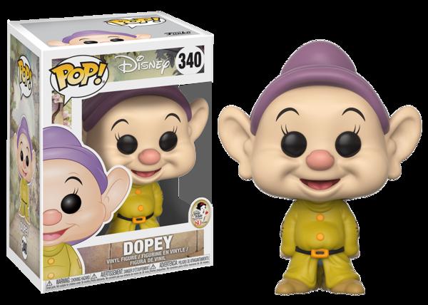 Funko POP Disney Snow White Dopey Dunga