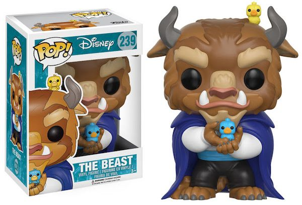 Funko POP  Disney - The Beast