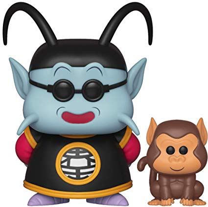 Funko Pop - Dragon Ball Z - King kai & Bubbles