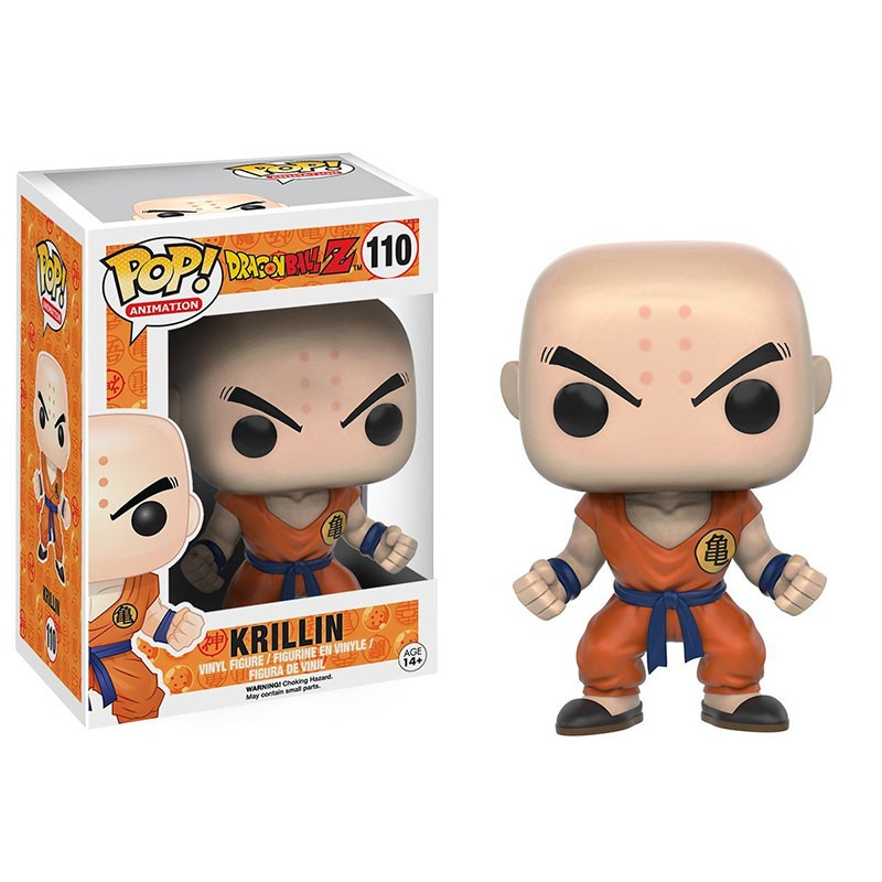 Funko Pop Dragon Ball Z Kuririn (Krillin) LOOSE