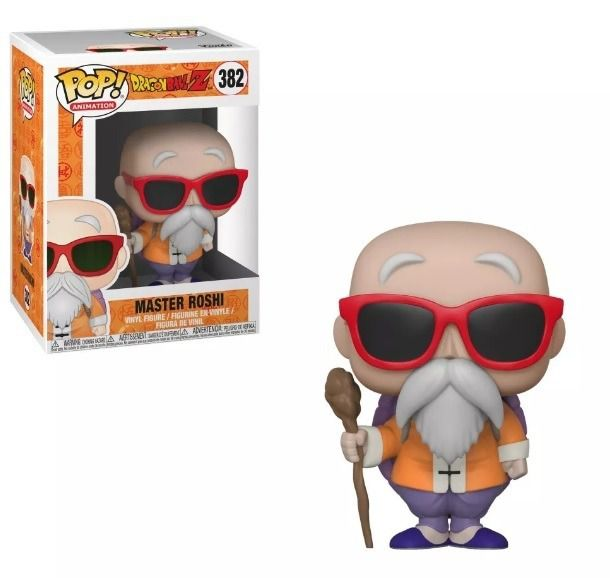 Funko Pop - Dragon Ball Z - Master Roshi
