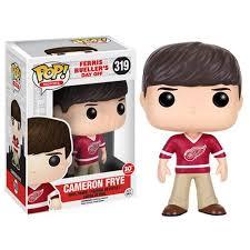 Funko POP Ferris Buellers - Cameron (Caixa Amassada)