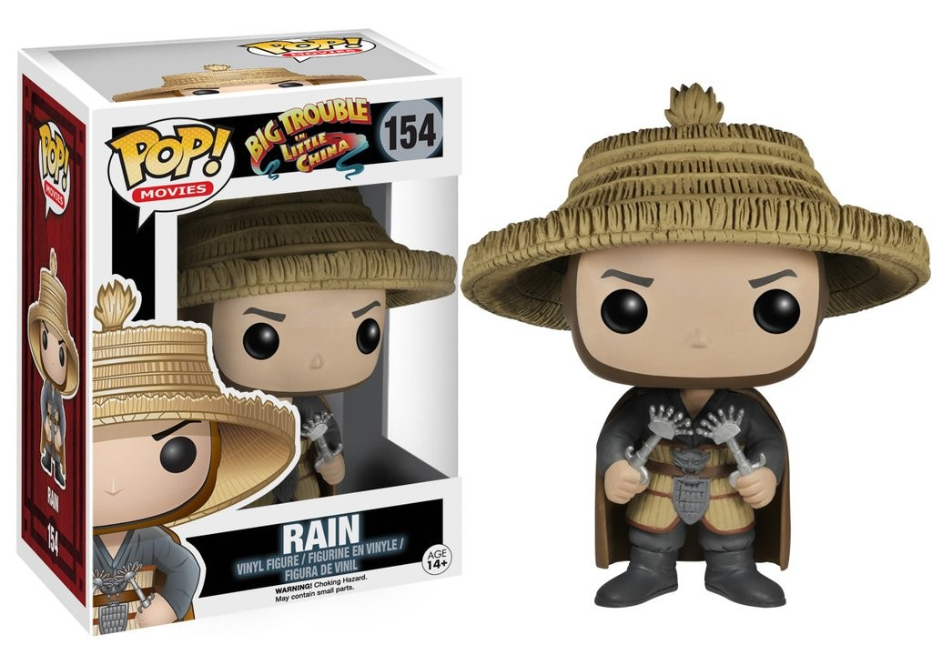 Funko Pop Filmes - Big Trouble in Little China - Rain