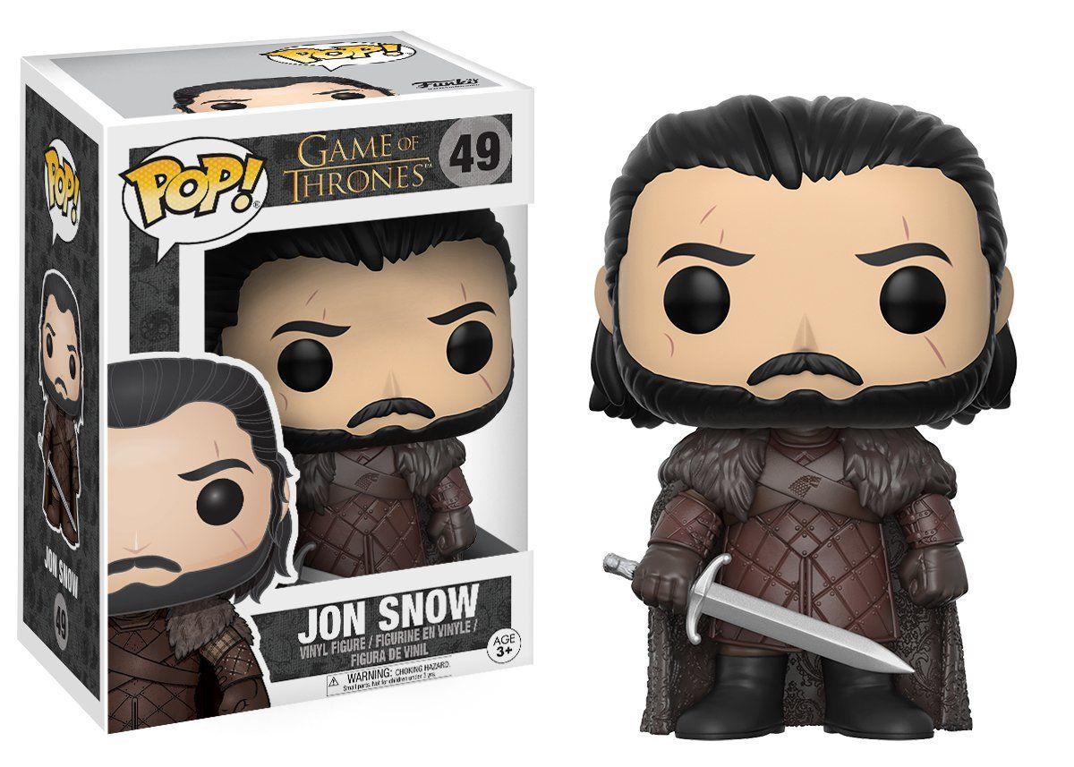 Funko POP - Game Of Thrones - Jon Snow
