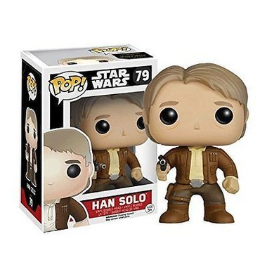 Funko POP Han Solo Star Wars: Episode VII