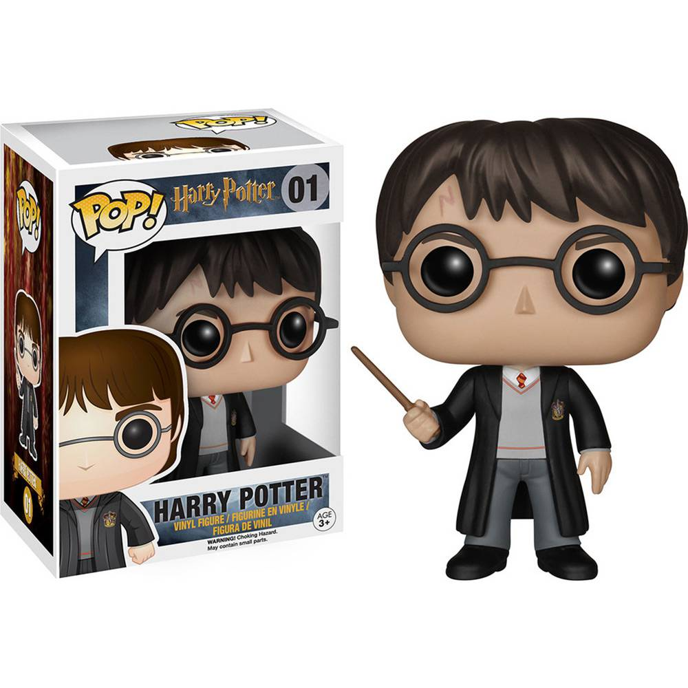 Funko POP - Harry Potter #01