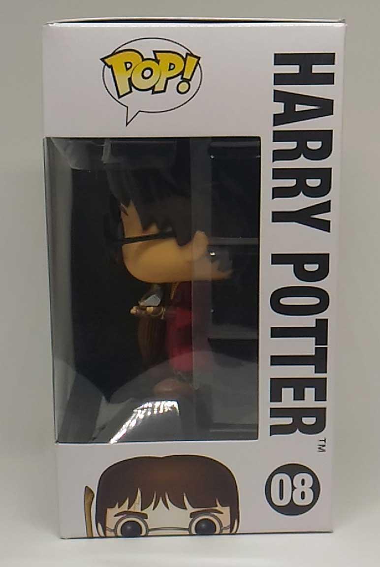 Funko POP - Harry Potter 08 (Caixa Amassada)