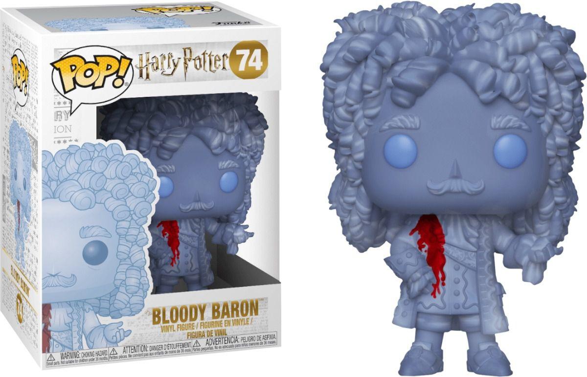 Funko Pop - Harry Potter - Bloody Baron (Ghost) #74