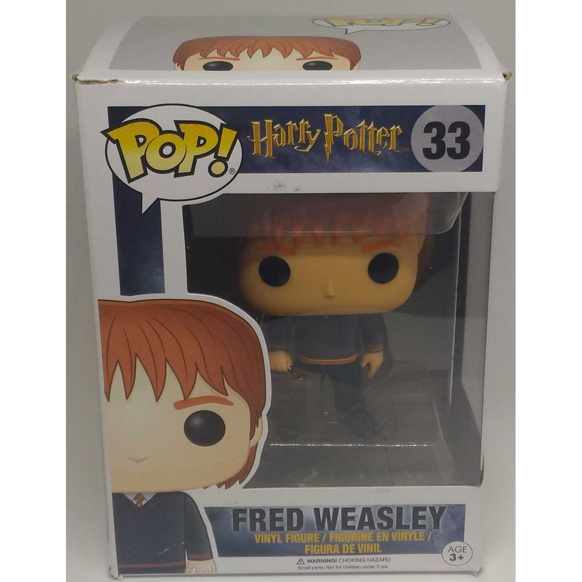 Funko Pop! Harry Potter - Fred Weasley