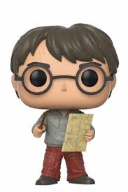Funko POP - Harry Potter Marauders Map