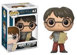 Funko POP - Harry Potter Marauders Map (Caixa Amassada) #3