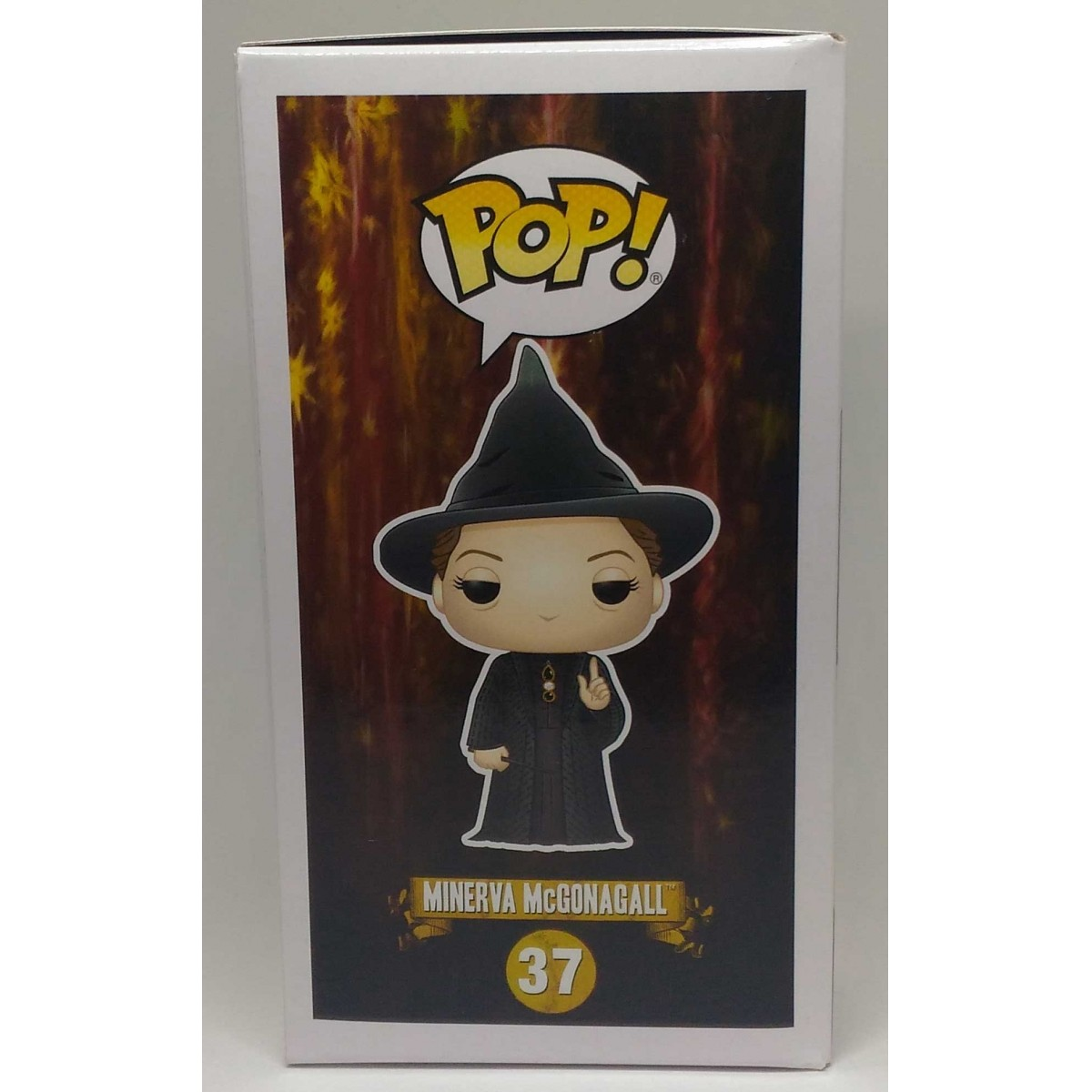Funko Pop Harry Potter - Minerva McGonagall (Caixa Amassada)